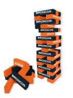 Denver Broncos Table Top Stackers
