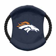 Denver Broncos Team Frisbee Dog Toy