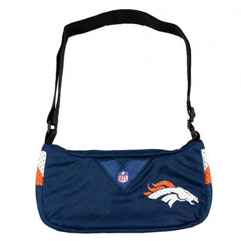 Denver Broncos Team Jersey Purse