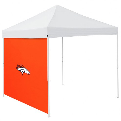 Denver Broncos Tent Side Panel