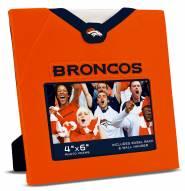 Denver Broncos Uniformed Picture Frame