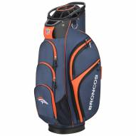 Denver Broncos Wilson NFL Cart Golf Bag