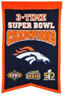 Denver Broncos Champs Banner