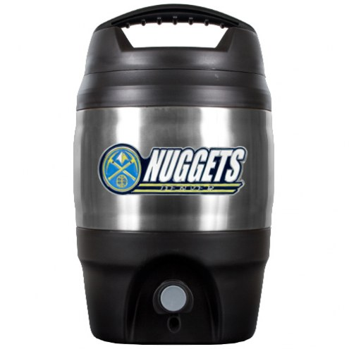 Denver Nuggets 1 Gallon Tailgate Jug