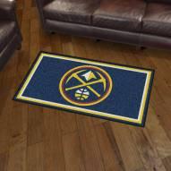 Denver Nuggets 3' x 5' Area Rug