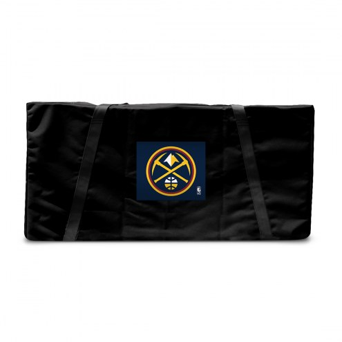 Denver Nuggets Cornhole Carrying Case