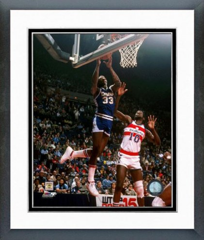 Denver Nuggets David Thompson 1978 Action Framed Photo