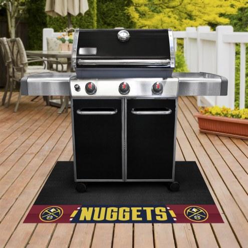 Denver Nuggets Grill Mat