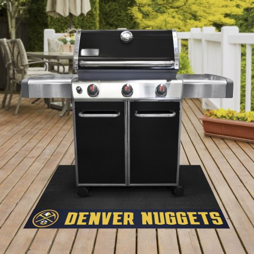 Denver Nuggets Grill Mat