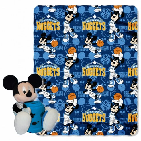 Denver Nuggets Mickey Mouse Hugger
