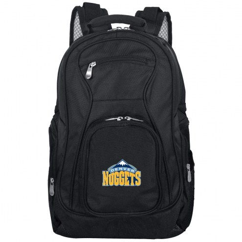 Denver Nuggets Laptop Travel Backpack