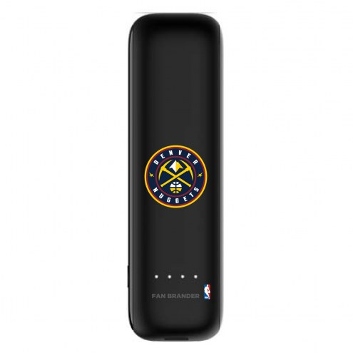 Denver Nuggets mophie Power Boost Mini Portable Battery
