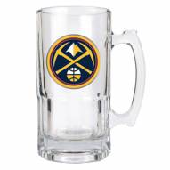 Denver Nuggets NBA 1 Liter Glass Macho Mug