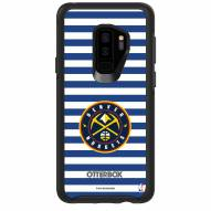 Denver Nuggets OtterBox Samsung Galaxy S9+ Symmetry Stripes Case