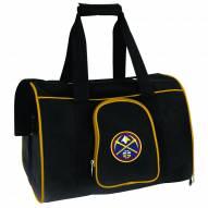 Denver Nuggets Premium Pet Carrier Bag