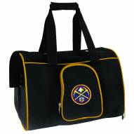 Denver Nuggets Premium Pet Carrier Bag