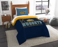 Denver Nuggets Reverse Slam Twin Comforter Set