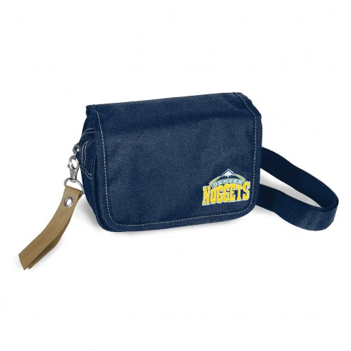 Denver Nuggets Ribbon Waist Pack Purse