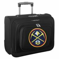 Denver Nuggets Rolling Laptop Overnighter Bag