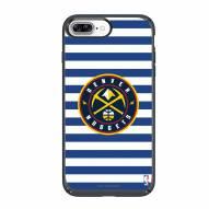 Denver Nuggets Speck iPhone 8 Plus/7 Plus Presidio Stripes Case