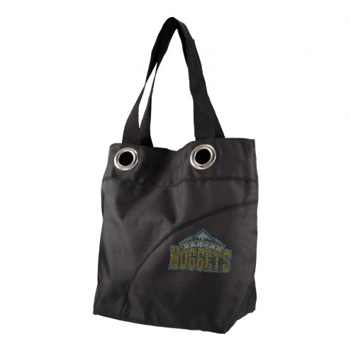 Denver Nuggets Sport Noir Sheen Tote