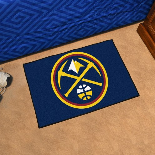 Denver Nuggets Starter Rug