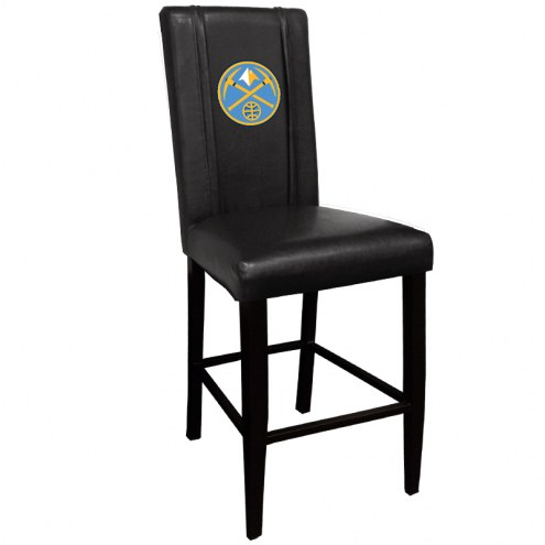 Denver Nuggets XZipit Bar Stool 2000 with Secondary Logo