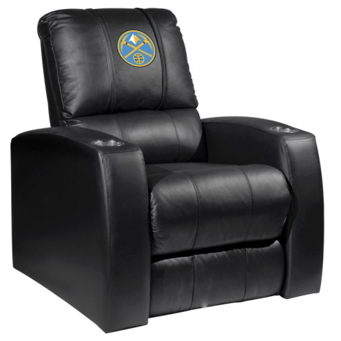 Denver Nuggets XZipit Relax Recliner with Secondary Logo