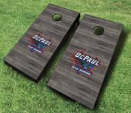 DePaul Blue Demons Cornhole Board Set