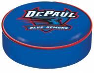 DePaul Blue Demons Bar Stool Seat Cover