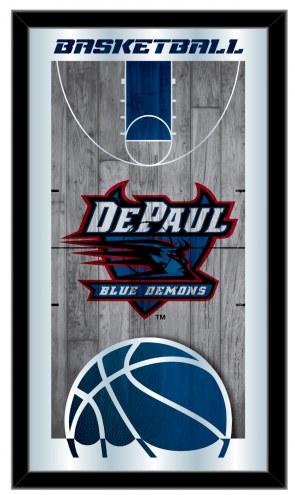 DePaul Blue Demons Basketball Mirror
