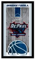 DePaul Blue Demons Basketball Mirror