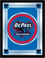 DePaul Blue Demons Logo Mirror
