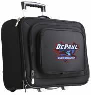 DePaul Blue Demons Rolling Laptop Overnighter Bag