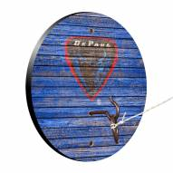 DePaul Blue Demons Weathered Design Hook & Ring Game