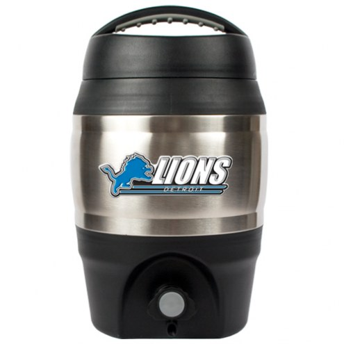Detroit Lions 1 Gallon Beverage Dispenser