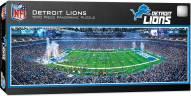 Detroit Lions 1000 Piece Panoramic Puzzle