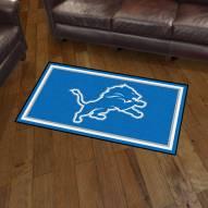 Detroit Lions 3' x 5' Area Rug
