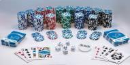 Detroit Lions 300 Piece Poker Set
