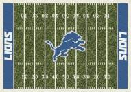 Detroit Lions 4' x 6' NFL Home Field Area Rug