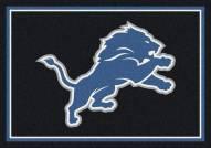 Detroit Lions 4' x 6' NFL Team Spirit Area Rug