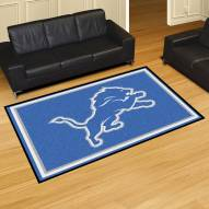 Detroit Lions 5' x 8' Area Rug