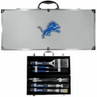 Detroit Lions 8 Piece Tailgater BBQ Set