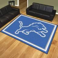 Detroit Lions 8' x 10' Area Rug