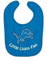 Detroit Lions All Pro Little Fan Baby Bib