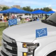 Detroit Lions Ambassador Car Flags