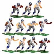 Detroit Lions Away Uniform Action Figure Set