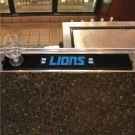 Detroit Lions Bar Mat