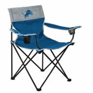 Detroit Lions Big Boy Folding Chair
