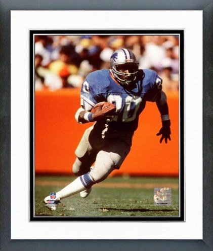 Detroit Lions Billy Sims Action Framed Photo